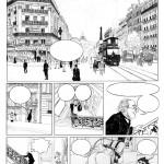 Planche n°9 de Nuits Indiennes, éditions Clair de Lune.