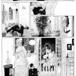 Planche n°40 de Nuits Indiennes, éditions Clair de Lune.